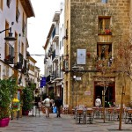 Javea old town winter rentals