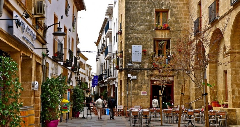 Javea Old Town Holiday Rentals