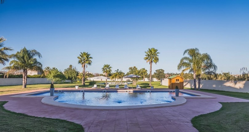 Luxury 5 Bedroom Villa for Sale in Denia