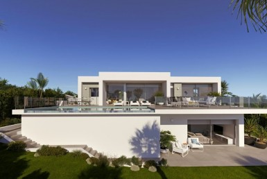 Luxury Villa for Sale in Benitachell