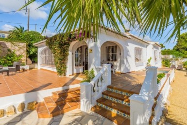3 Bedroom Villa for Sale in Javea Cap Marti