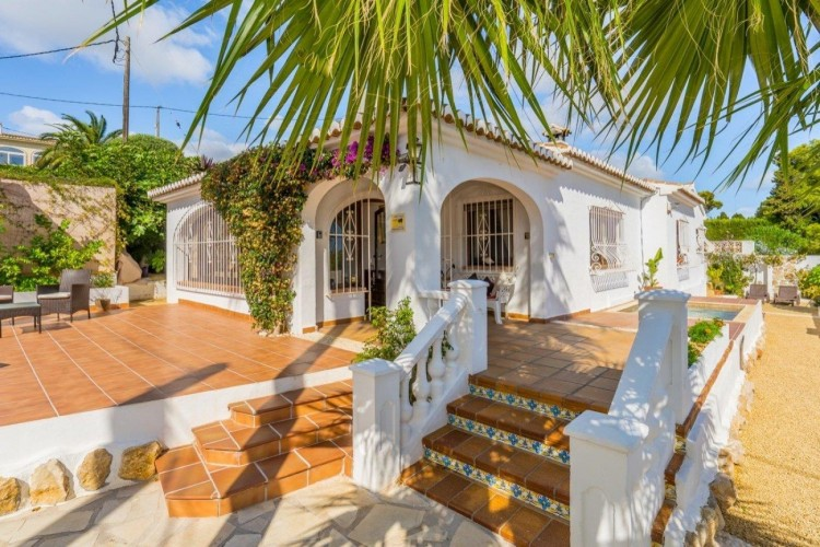 3 Bedroom Villa for Sale in Javea Cap Marti