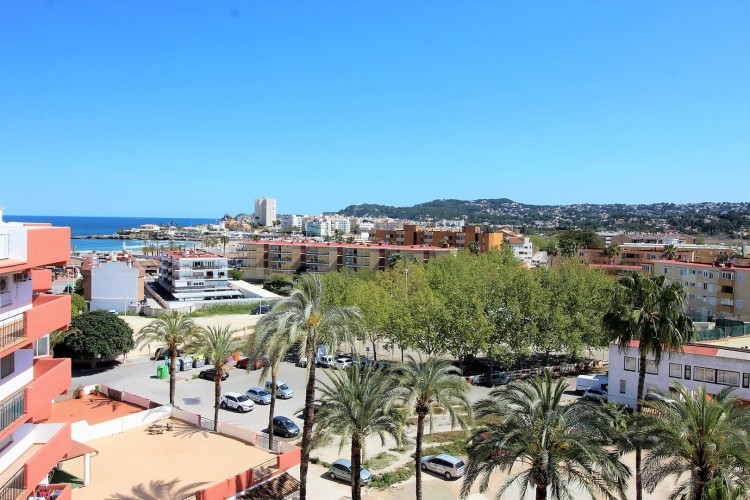 4 Bedroom Penthouse Apartment for Sale in Javea