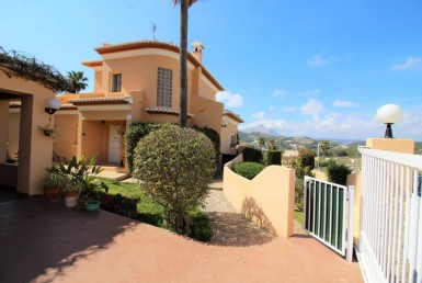 4 Bedroom Villa for Sale in Pinosol Javea