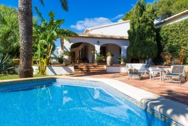 5 Bedroom Villa for Sale in Tosalet Javea