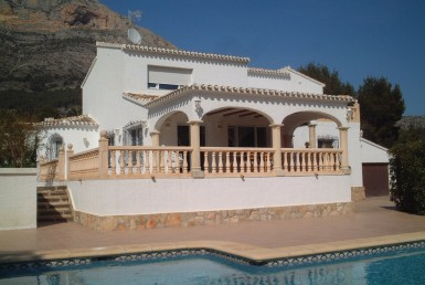 5 Bedroom Villa for Sale in Montgo Javea