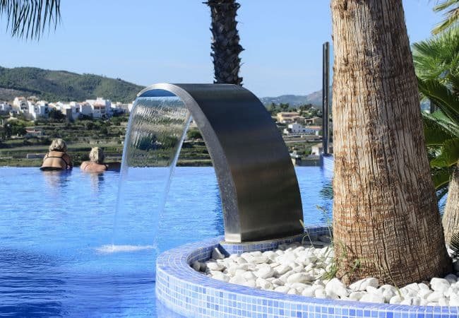 1 Bedroom Holiday Apartment for Rent in Moraira