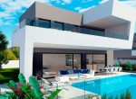 3 Bedroom Villa with sea views for sale in Polop