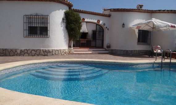 4 Bedroom Villa for Sale Javea Golf Course