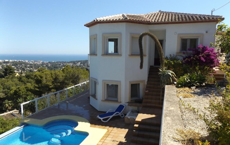 3 Bedroom Villa for Sale in Costa Nova Javea
