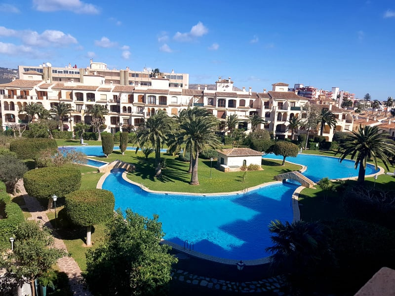 1 Bedroom Apartment for rent La Isla Javea
