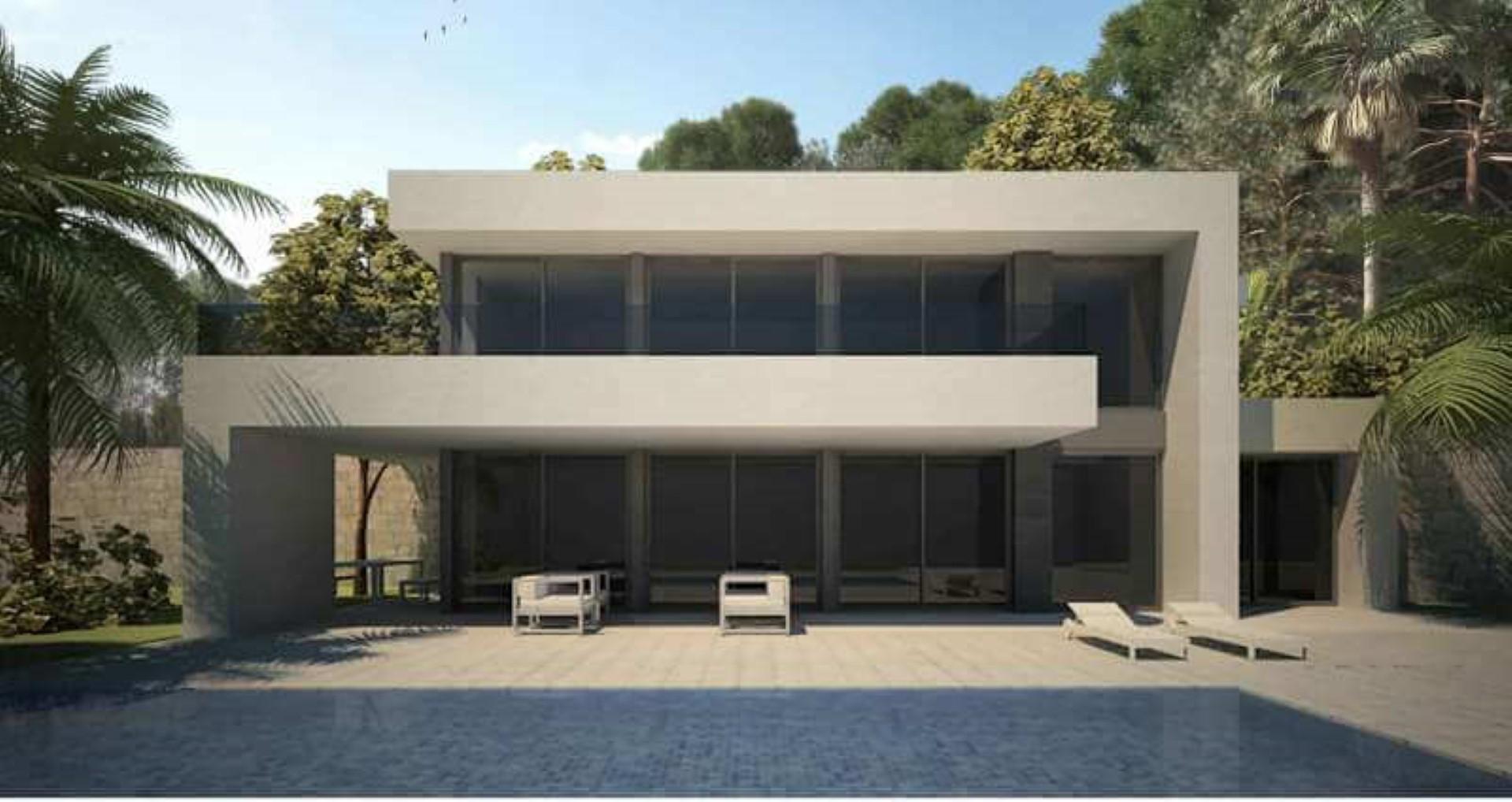 New Build in Pedreguer