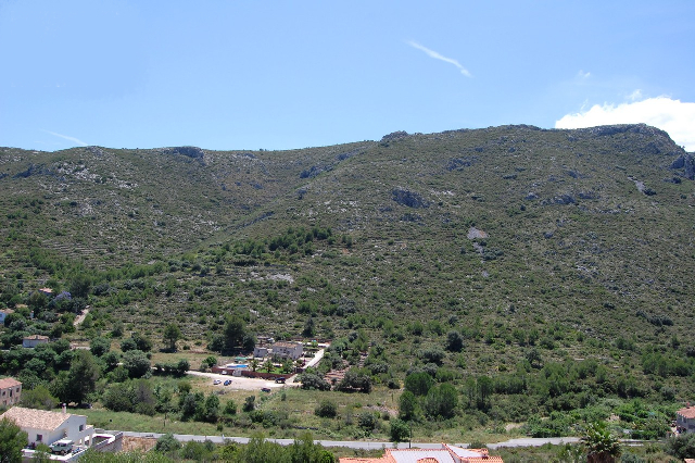 Plot in Pedreguer