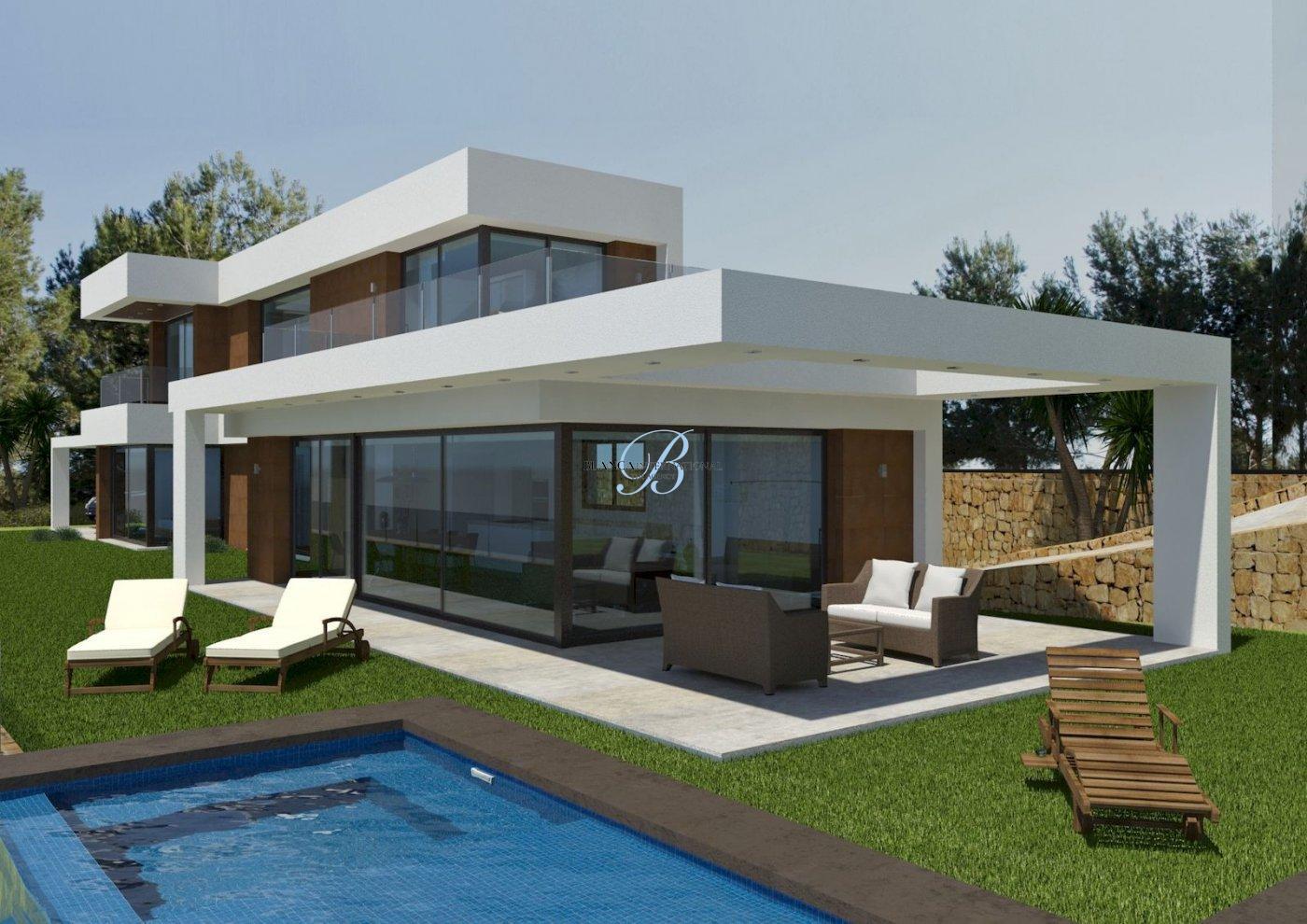 New Build in Javea