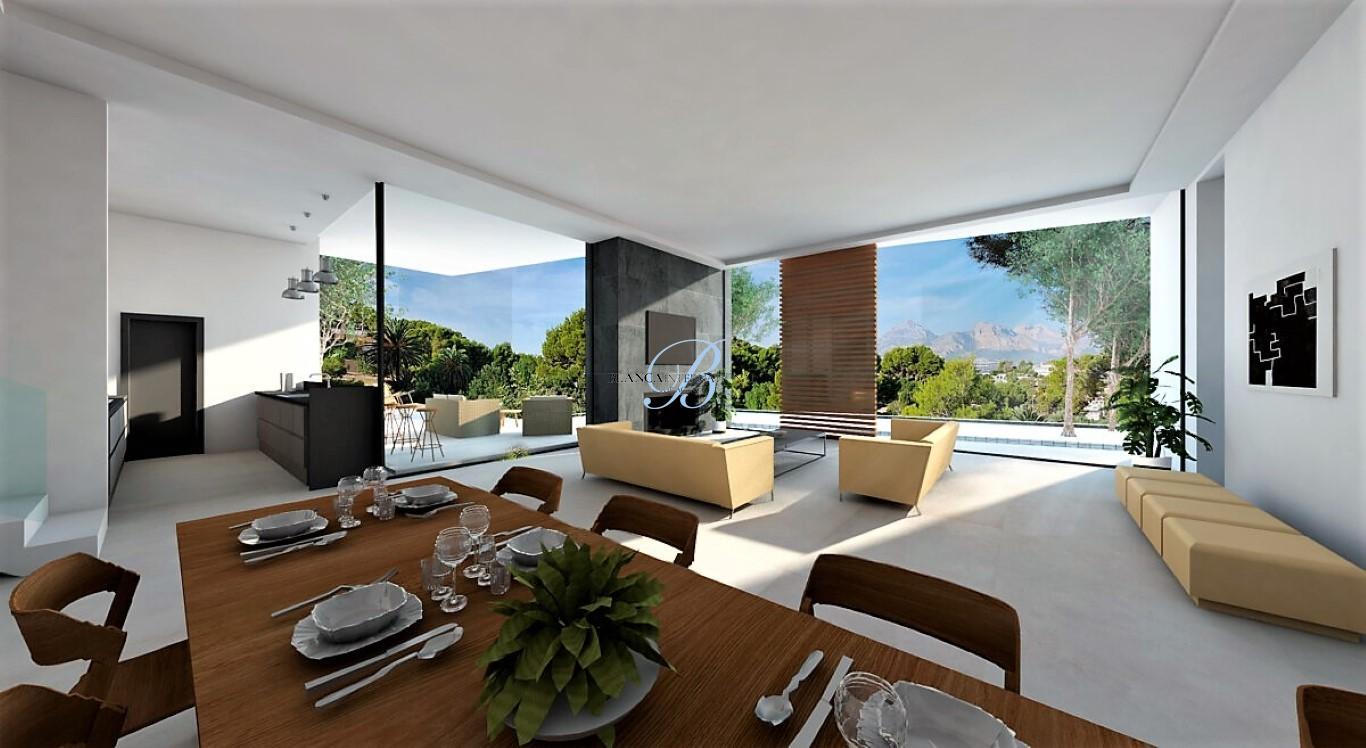 Villa in Altea