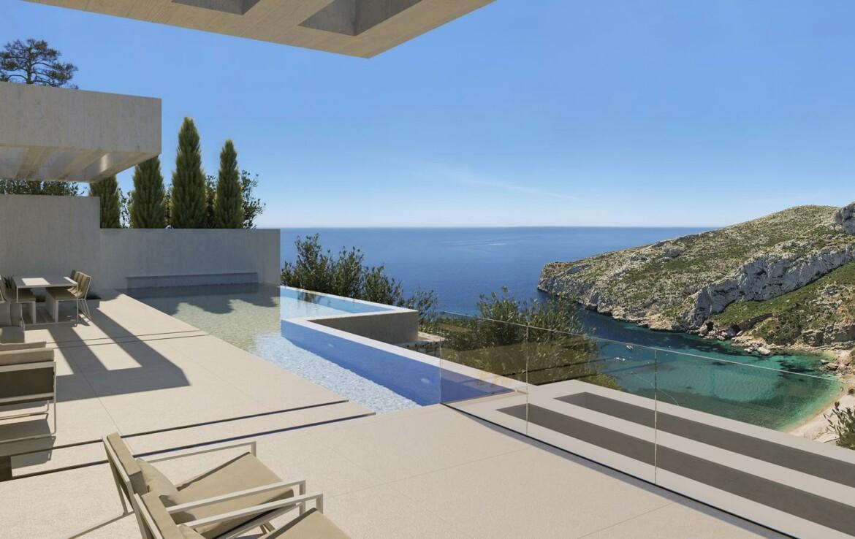 10 Top Sea Views Villas for sale in Javea