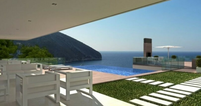 10 Top Sea View Villas for sale in Moraira