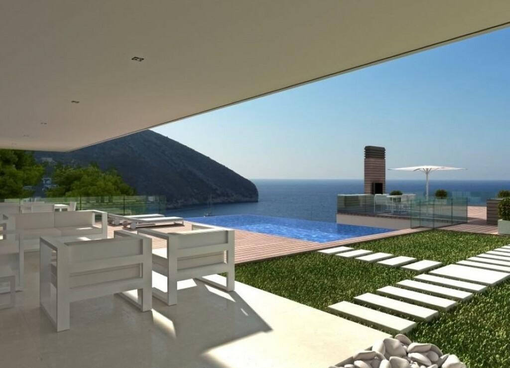 10 Top Sea View Villas for sale in Moraira