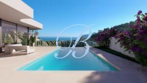 Sea view villa for sale in Javea