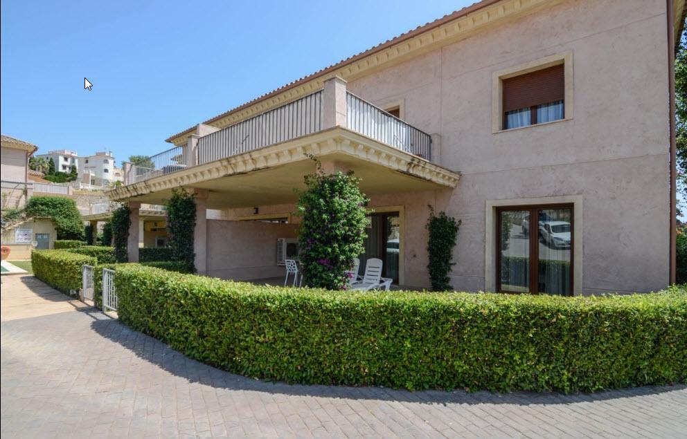2 Bed apartment for sale in Jardines de Montemar in Benissa 170k