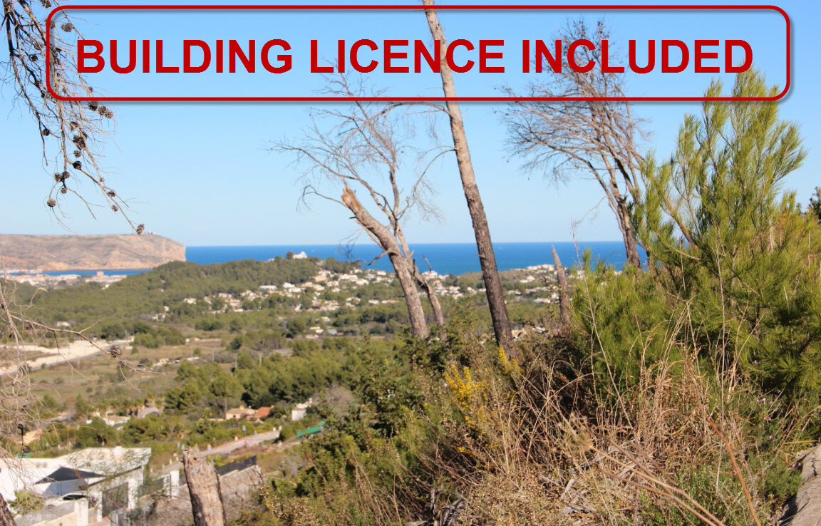 10 Top Building Plots for sale in Javea