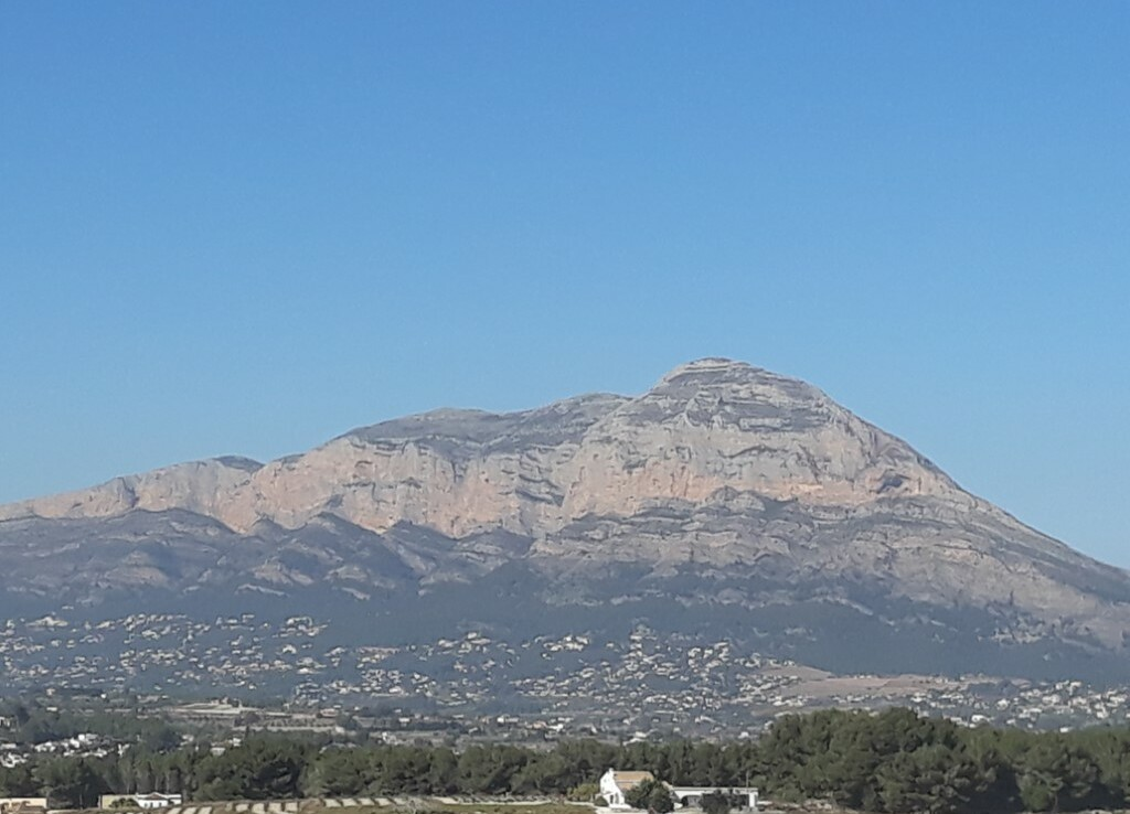 Building plots for sale in Villes del Vent in Javea