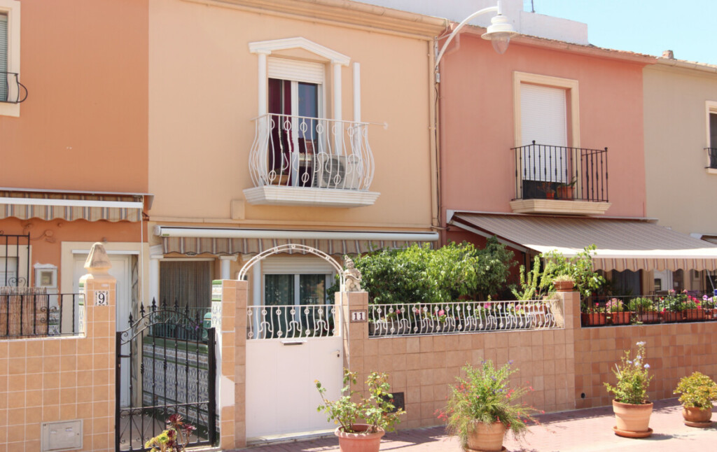 Townhouse for sale in Javea 199K