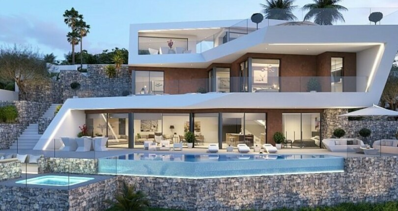 10 Top New Builds for Sale in Benissa