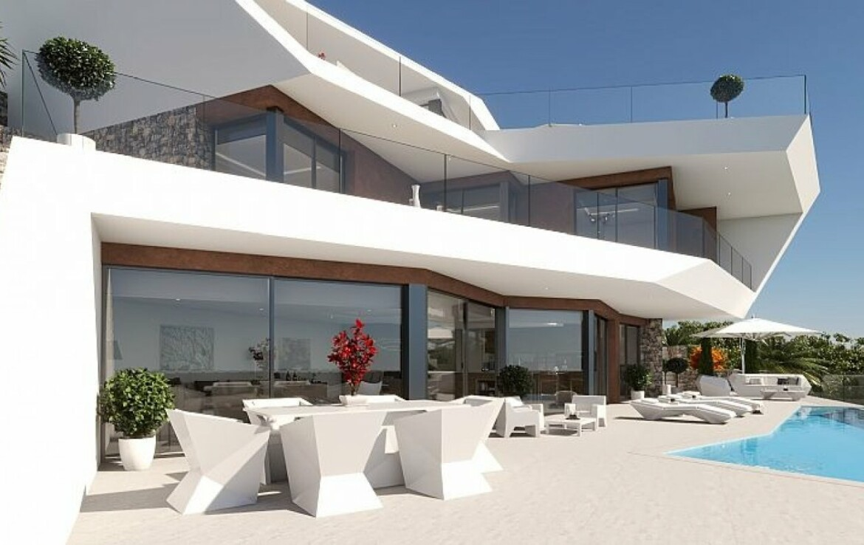New build villa for sale in Raco de Galeno in Benissa