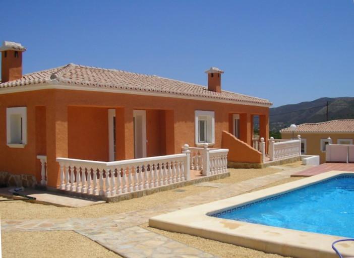 Villa in Alcalali